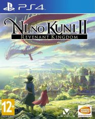 Ni no Kuni II Revenant Kingdom на PS4