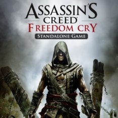 Assassin's Creed Freedom Cry для PS4
