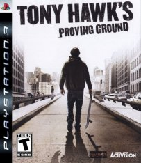 Tony Hawk's Proving Ground (2007) на PS3