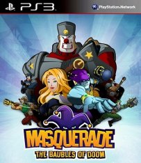 Masquerade: The Baubles of Doom (2016) на PS3