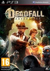 Deadfall Adventures: Heart of Atlantis (2014) на PS3