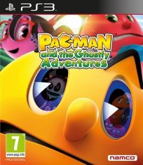 PAC-MAN and the Ghostly Adventures (2013) на PS3