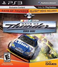 Days of Thunder: NASCAR Edition (2011) на PS3