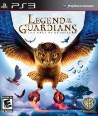 Legend of the Guardians: The Owls of Ga'Hoole (2010) на PS3