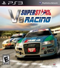 Superstars V8 Racing (2009) на PS3