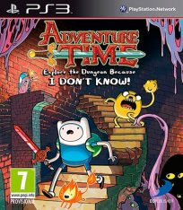 Adventure Time: Explore the Dungeon Because I DON'T KNOW! (2013) на PS3