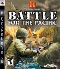 The History Channel: Battle for the Pacific (2008) на PS3