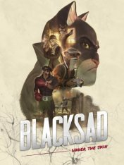 Blacksad: Under the Skin (2019) xatab