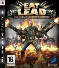 Eat Lead: The Return of Matt Hazard (2009) на PS3