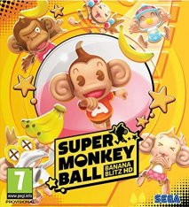 Super Monkey Ball: Banana Blitz HD (2019)