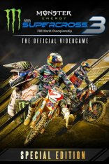 Monster Energy Supercross - The Official Videogame 3 (2020) xatab