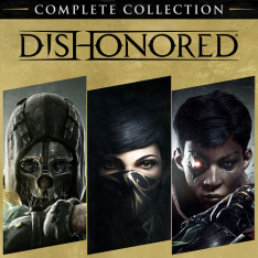 Dishonored: The Complete Collection (2012-2017) xatab