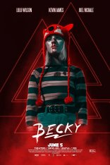 Бекки / Becky (2020) WEB-DLRip | iTunes